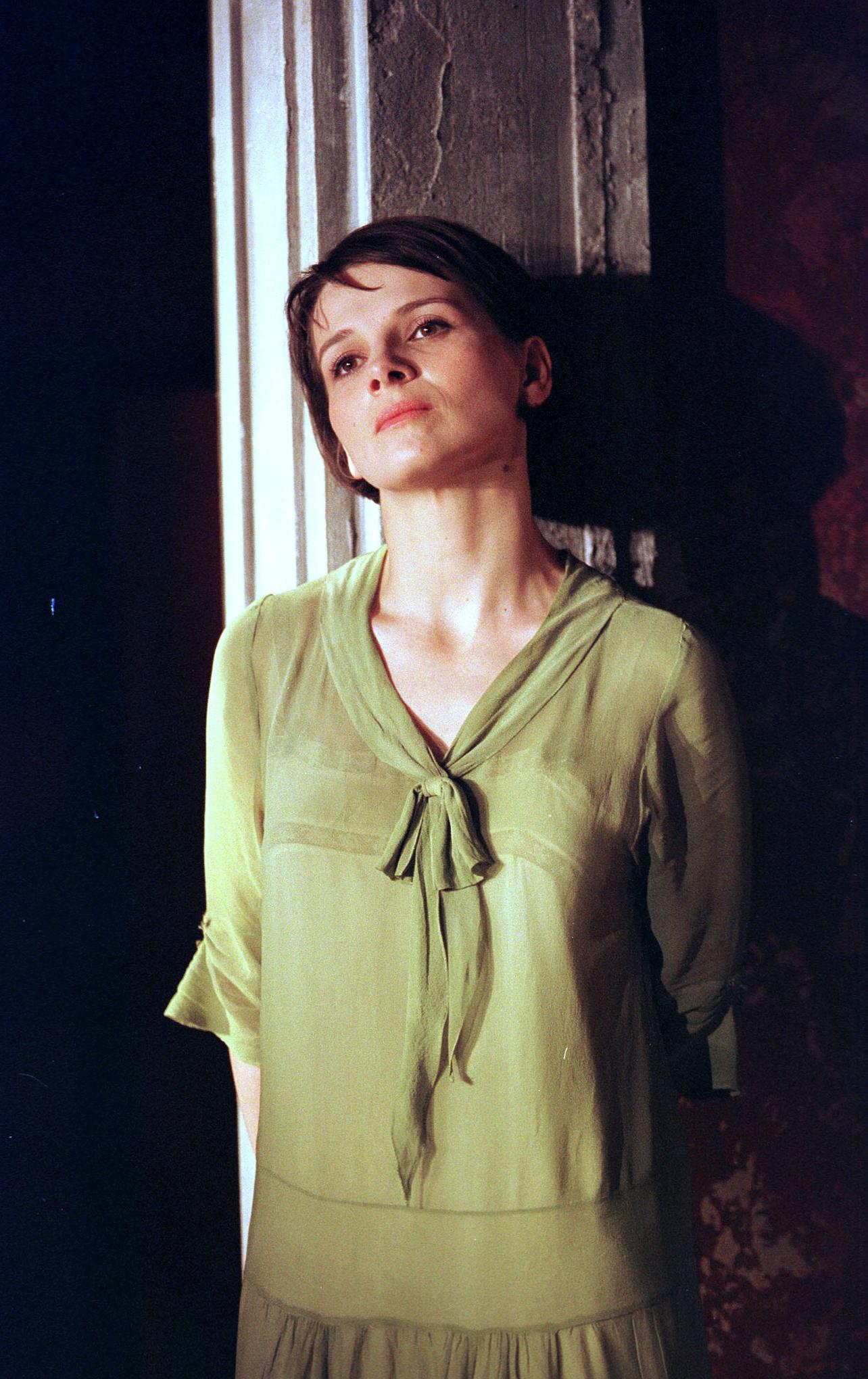 From Naked to Antigone: Juliette Binoche on stage - in