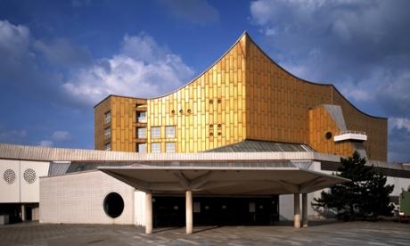 Berlin Philharmonie.