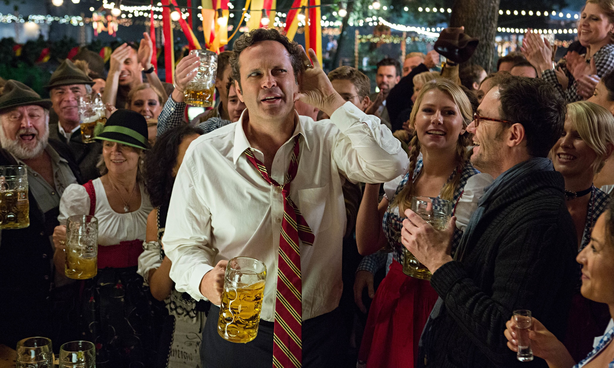 Unfinished Business review – indifferent post-Horrible Bosses corporate comedy