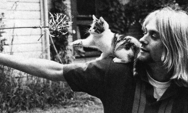 Cobain - Magazine cover