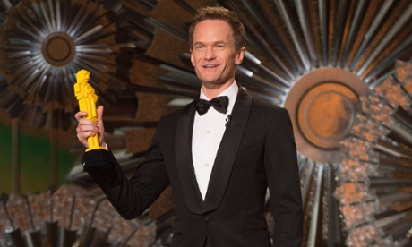 Neil Patrick Harris: 'I don't know if my family or soul could take another Oscars'