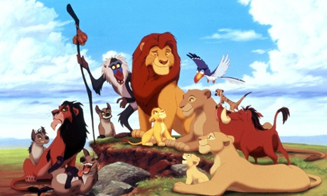 The film that makes me cry: The Lion King