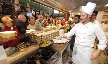 Top 10 budget restaurants and lunch spots in Florence, Italy