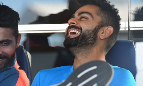 India v West Indies: Cricket World Cup – live!   Dan Lucas and Simon Burnton