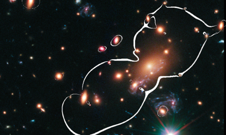 Images of star exploding four times captured by astronomers