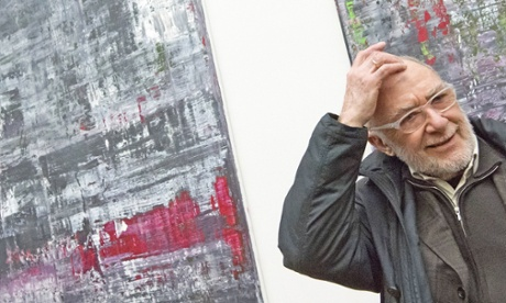 Amount of money that art sells for is shocking, says painter Gerhard Richter