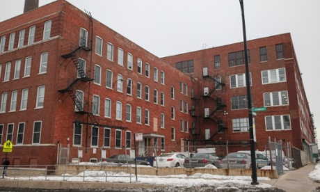 Chicago protesters demand 'immediate inspection' of Homan Square facility