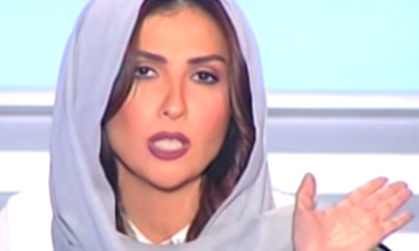 Lebanese TV presenter cuts short interview with Islamist scholar