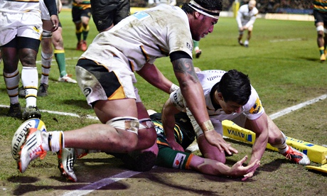 Northampton's George North to miss Clermont game after latest head injury