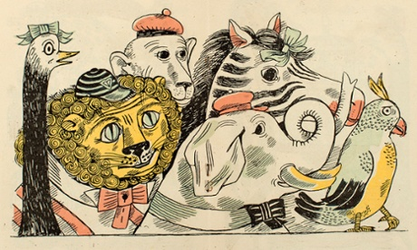 100 Great Children's Picture Books – highlights from 1922-2011