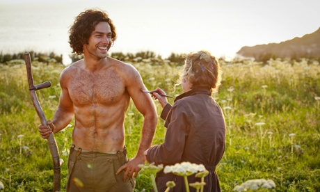 Poldark is a hairo for 'real men'