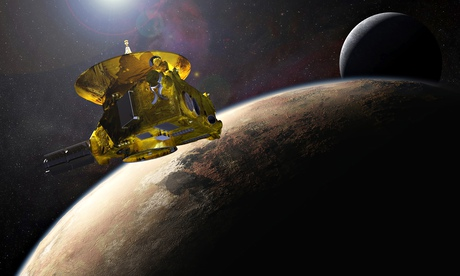Target Pluto: fastest spaceship set for epic encounter with our remotest planet