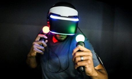 Project Morpheus: Sony's plan to make virtual reality a social experience
