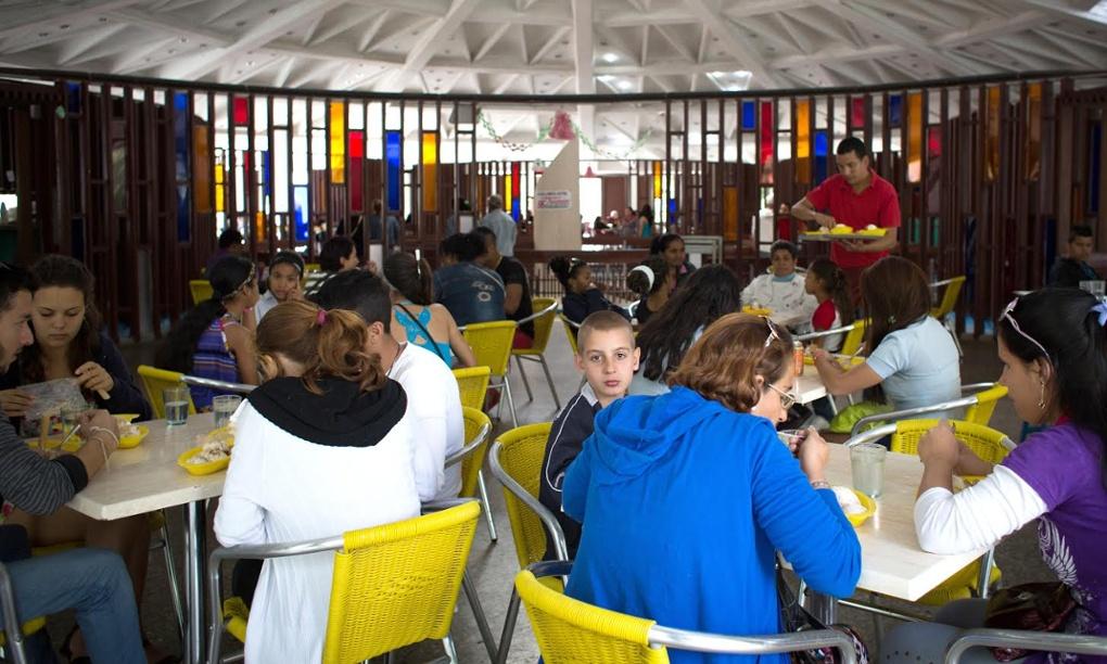 The future of Cuba's socialist ice-cream cathedral