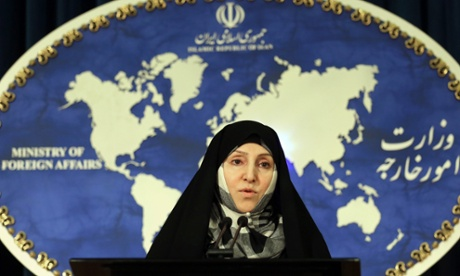 Iran to appoint first female ambassador since Islamic revolution