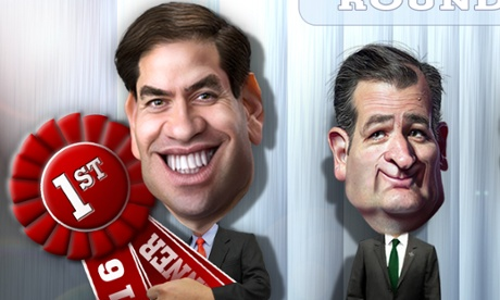 Rubio and Cruz as Great Brown Hopes show how little Republicans know about Latinos
