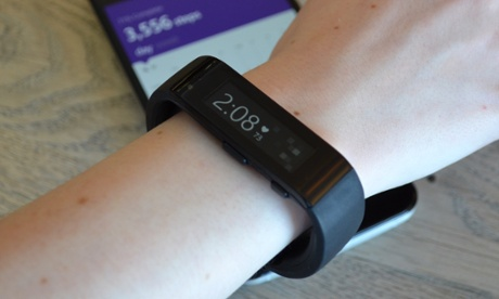 Microsoft Band review: sensor-packed – if you don't mind looking like an offender
