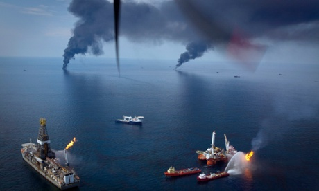 Five years after the Deepwater Horizon oil spill, we are closer than ever to catastrophe