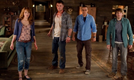 Lawsuit filed by writer claims The Cabin in the Woods infringed copyright