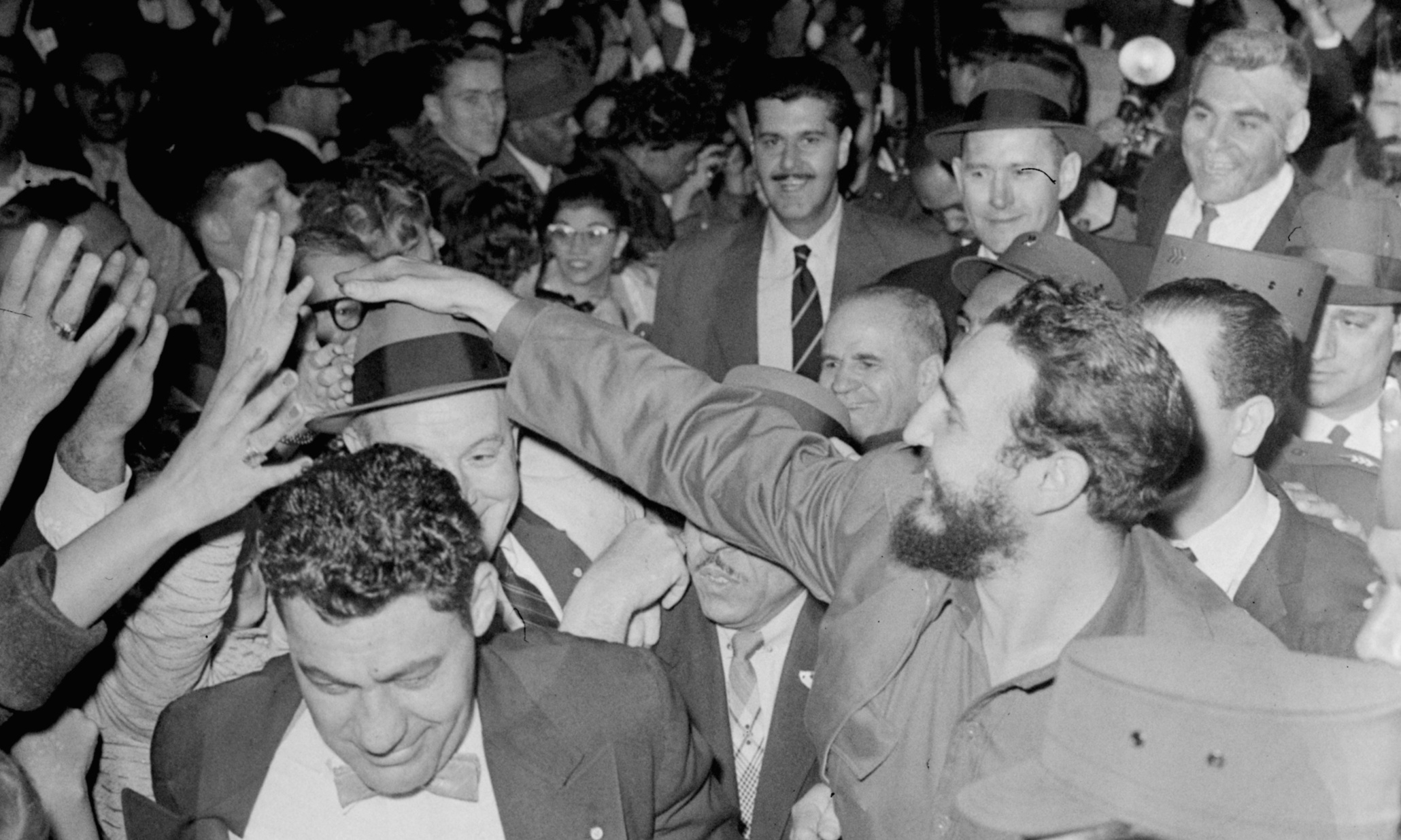 Fidel castro 1959 cuban revolution