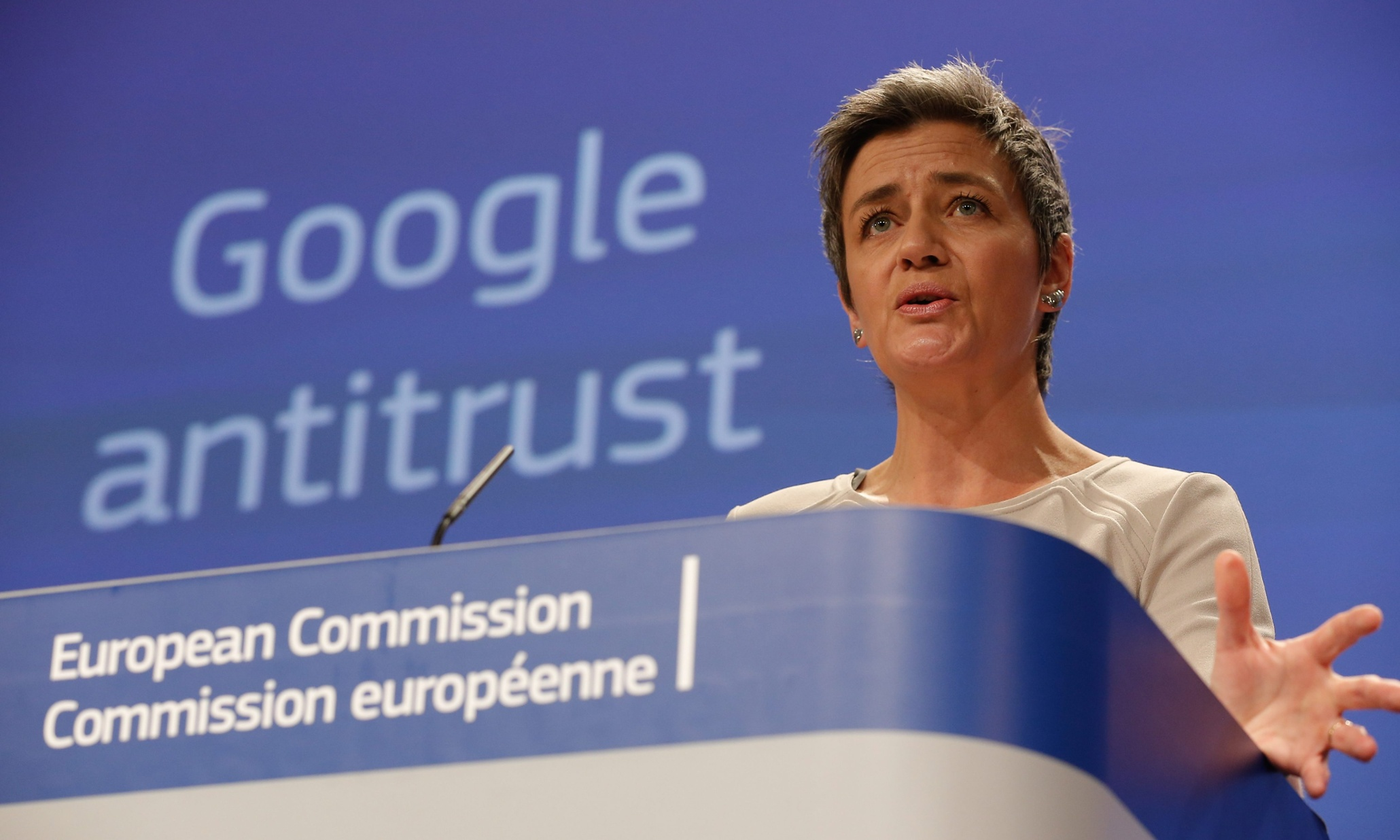 Europe is targeting Google under antitrust laws but missing the bigger picture