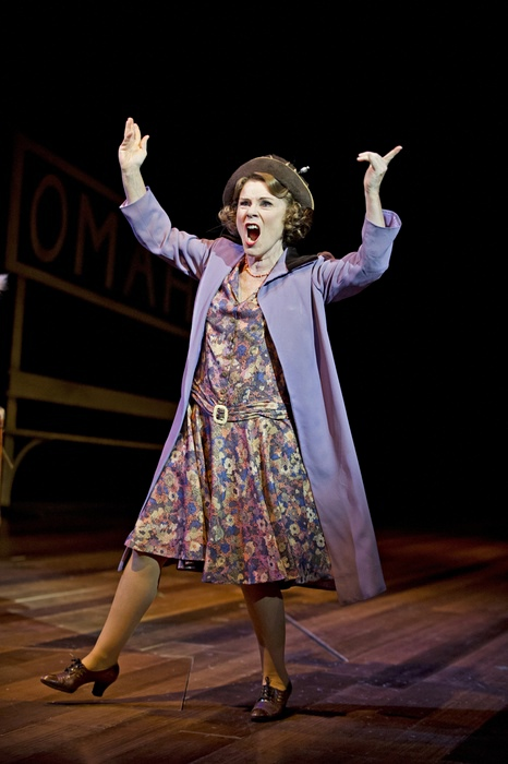 imelda staunton daughter