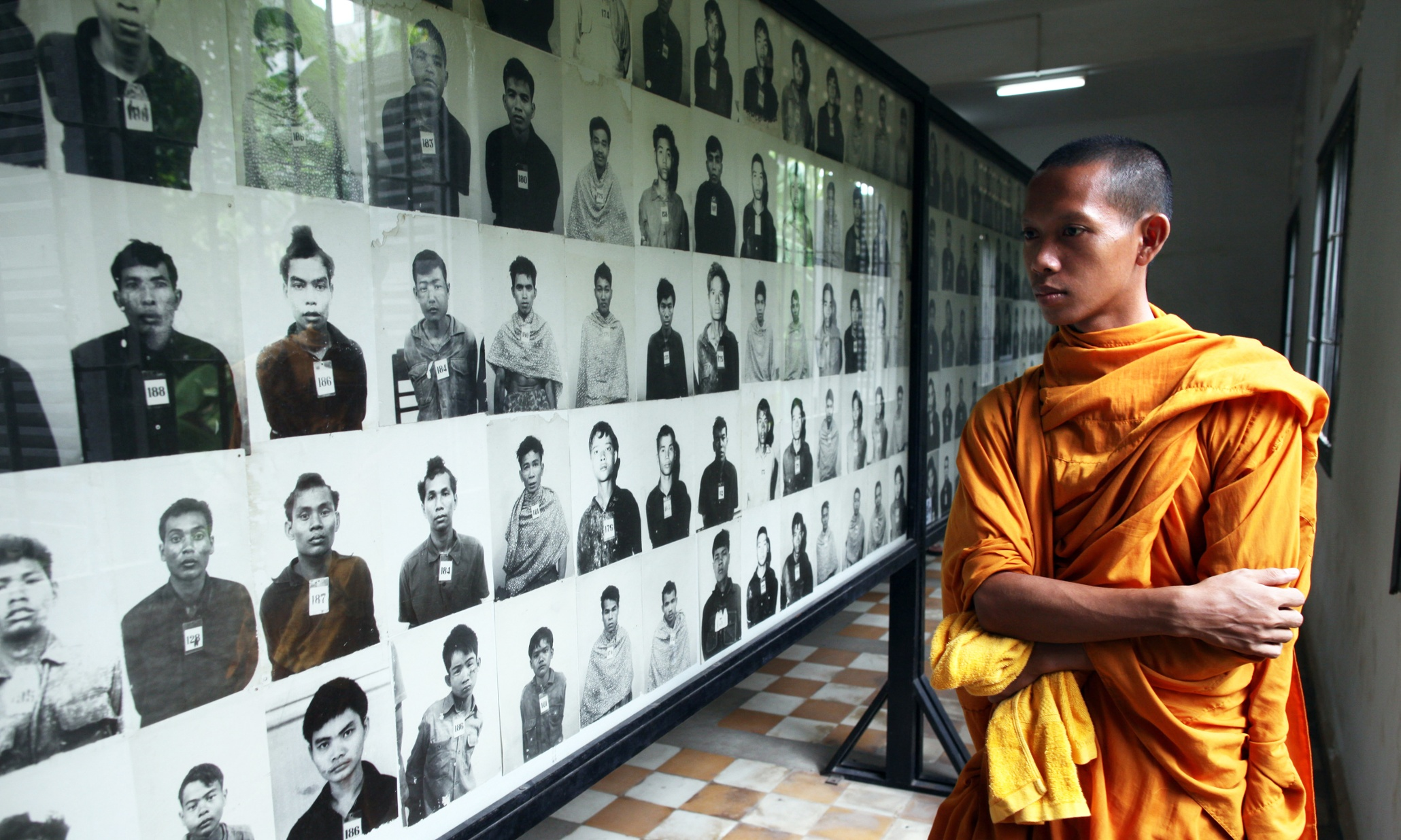 Cambodian trial of three Khmer Rouge leaders set to begin