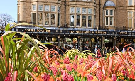 Let's go to … Harrogate, North Yorkshire