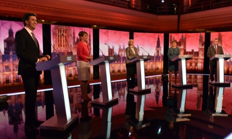 Election debate: Ed Miliband pressured to toughen stance against austerity