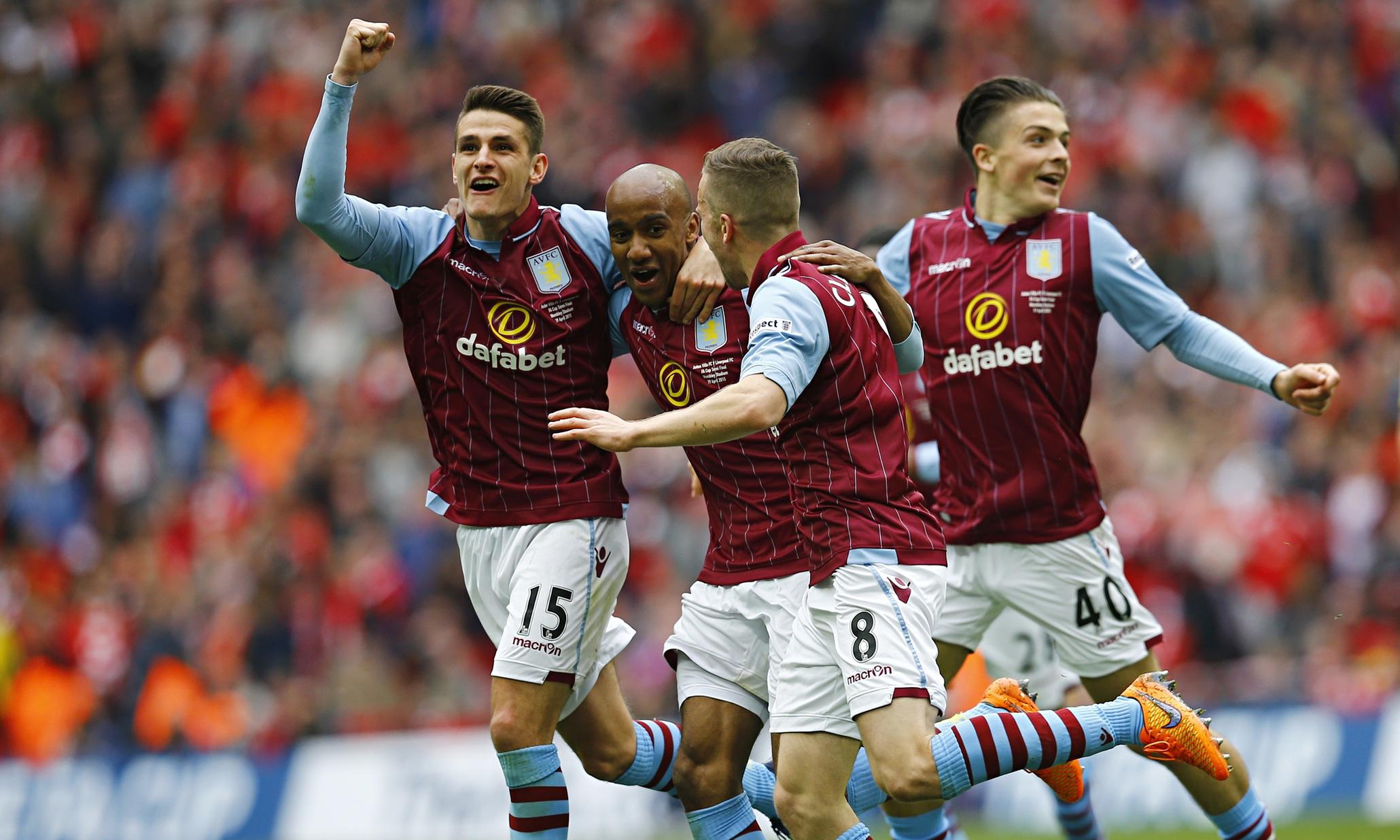 Aston Villa 2-1 Liverpool | FA Cup semi-final match report ...