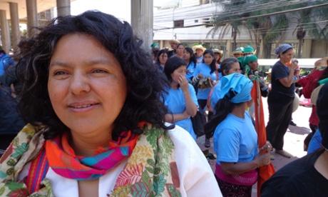 Honduran indigenous rights campaigner wins Goldman prize