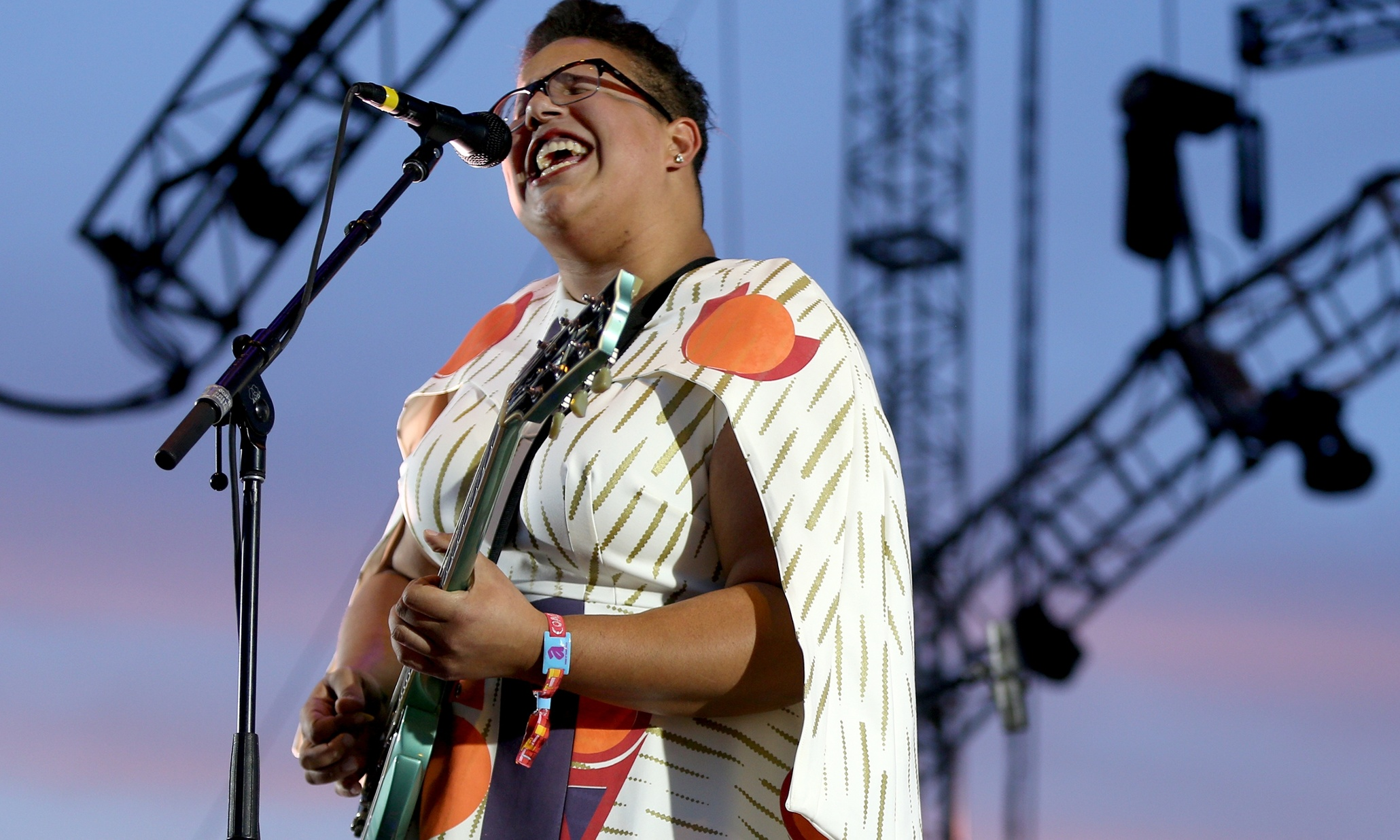 Five new albums to try this week: Alabama Shakes, Jlin and more