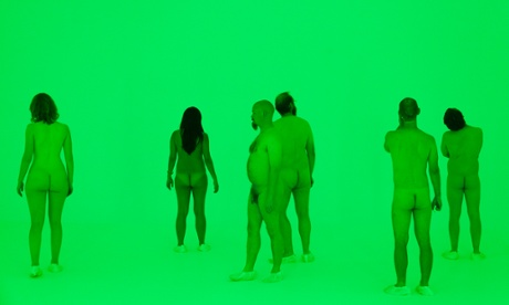 Skinny-dipping in the void: the day I toured James Turrell's art show naked