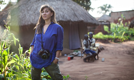 Lynsey Addario: 'War journalists are not all addicted to adrenaline. It's a calling'