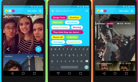 Facebook launches collaborative clips app Riff as video war heats up