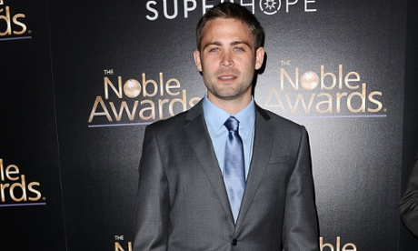 Paul Walker's brother, Cody, to pursue acting career