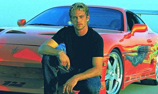 Fast And Furious 2001 Paul Walker The tao of Paul Walker