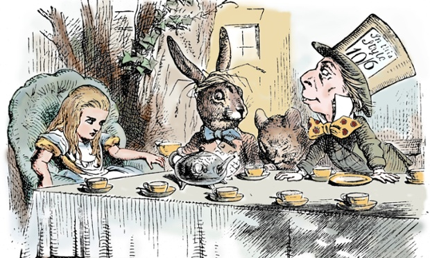 10 Things You Didn T Know About Alice In Wonderland