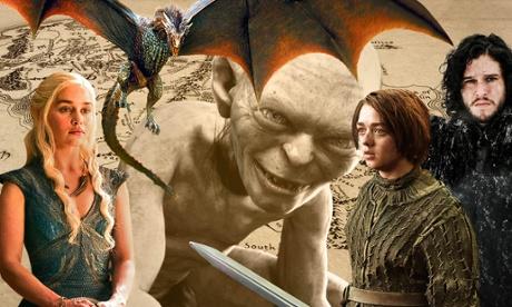 The triumph of fantasy fiction