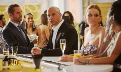 Fast & Furious 7 becomes fastest film ever to reach $1bn globally