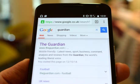 Google's 'mobilegeddon' will shake up search results
