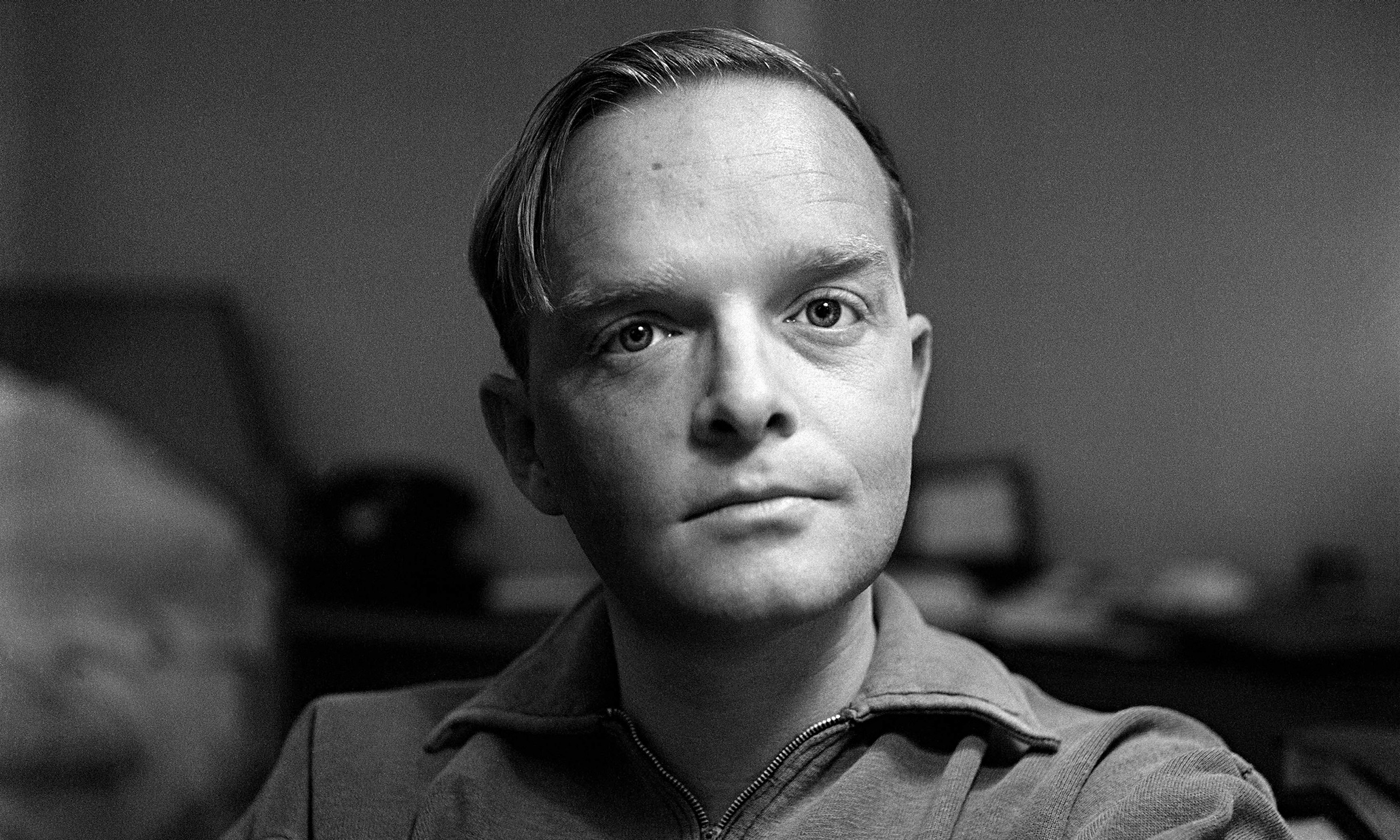 in cold blood truman capotes nonfiction Analysis in cold blood (1965) truman capote  the book is nonfiction, with authorial intrusions, part of the so- -called new journalism, which allows the.