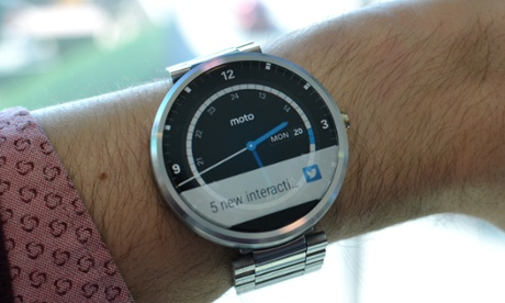 Google adds gestures and features to Android Wear in reply to Apple Watch