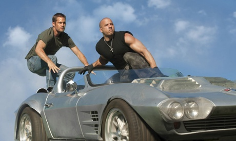 How did Fast & Furious 7 become the fastest film to break the $1bn barrier?