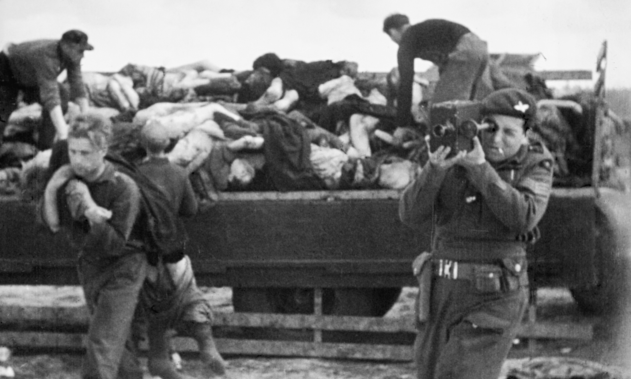 Holocaust documentary whose horrors remained unseen reaches cinemas – after 70 years