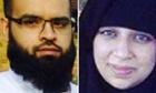Asif Malik and Sara Kiran