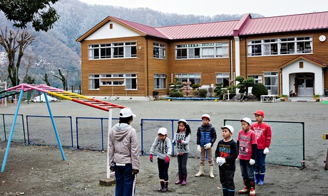 Japan's rural schools run out of students