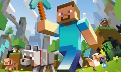 Minecraft YouTube videos were watched 3.9bn times in March