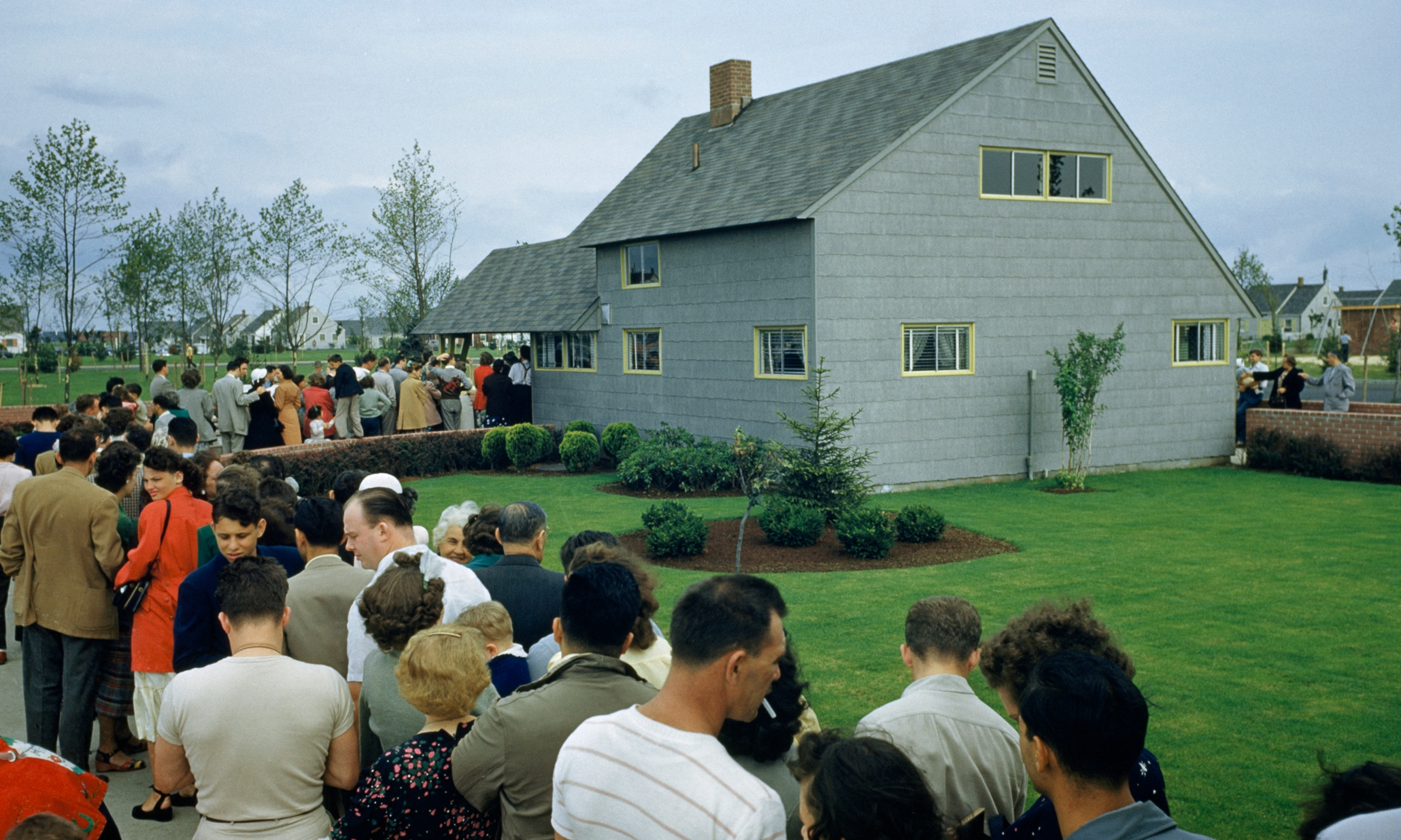 Levittown The Prototypical American Suburb A History Of