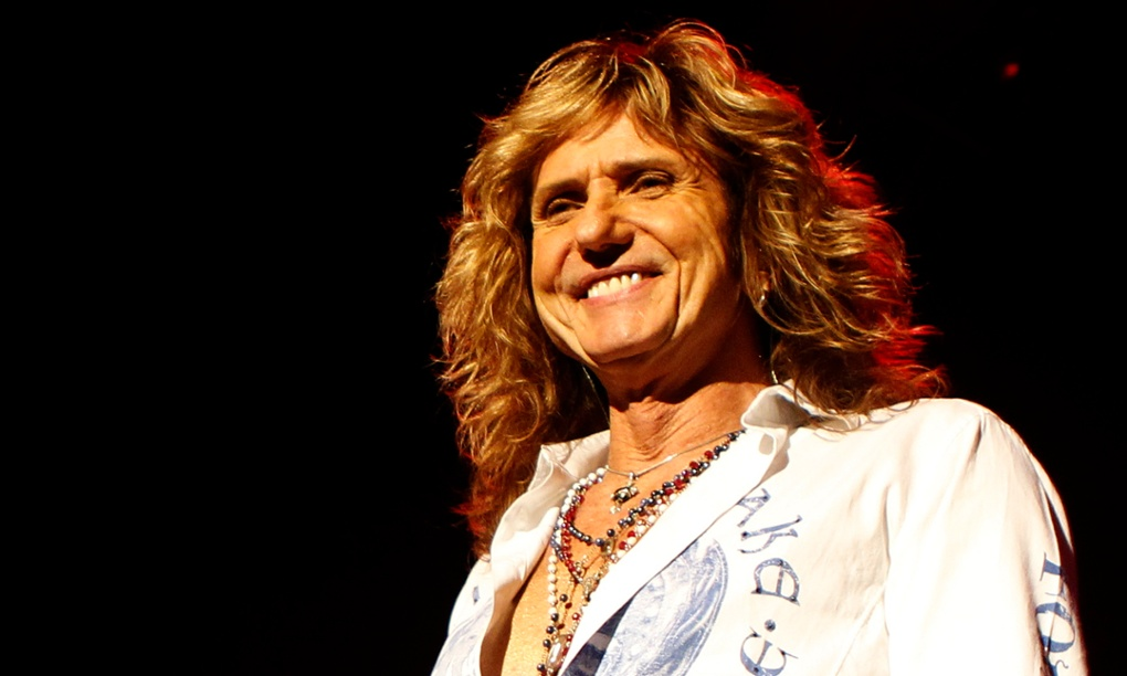 David Coverdale I Amplify Who I Am 10 Times When I M On